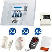 Alarme maison Visonic Pack Alarme PM-PRO GSM KIT 6+
