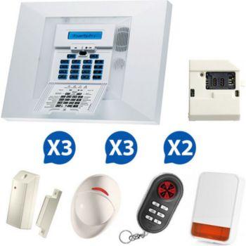 Visonic Pack Alarme PM-PRO GSM KIT 6+