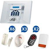 Alarme maison Visonic Pack Alarme PowerMax Pro NM-VIS-01