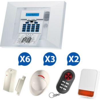 Visonic Pack Alarme PowerMax Pro NM-VIS-01