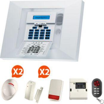 Visonic Pack Alarme PM-FLASH002 KIT 7+