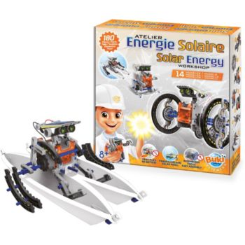 Buki Energie Solaire 14 in 1