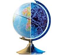 Globe terrestre Buki  Globe jour et nuit