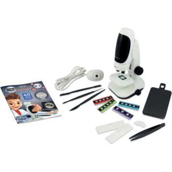 Buki Microscope Video