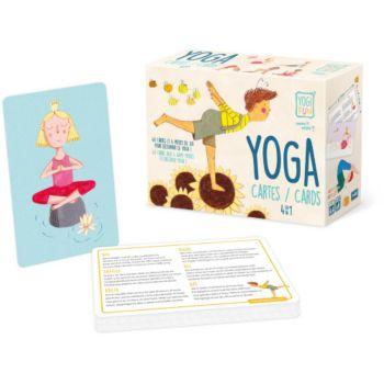 Buki Jeu de Yoga 4 en 1