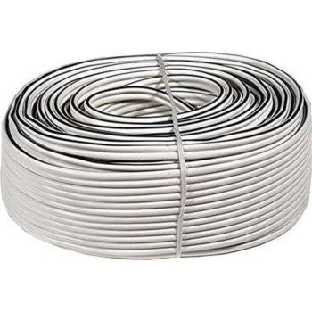 4connexx Câble enceinte / hp 2 x 1,5 mm² 25m CB-8