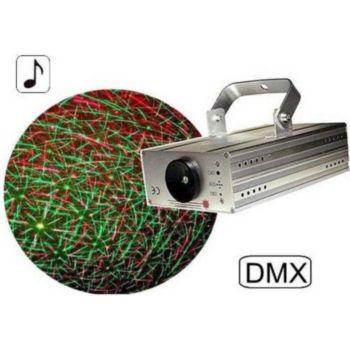 Disco Pro Laser vert 40 mW + rouge 80 mW DMX STAR-