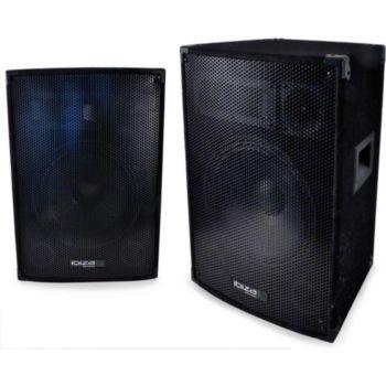 Ibiza Sound Paire d'enceintes 2 x 400 W IBIZA SOUND