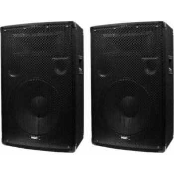Ibiza Sound Paire d'enceintes 2 x 600 W IBIZA SOUND