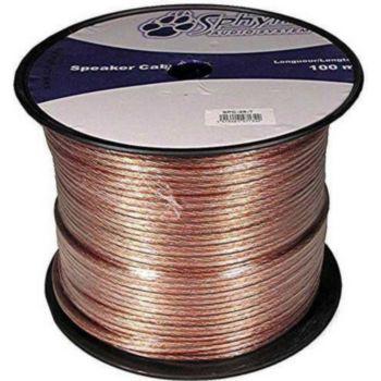 Sphynx Câble enceinte / hp 2 x 2.5 mm² 100 m SP