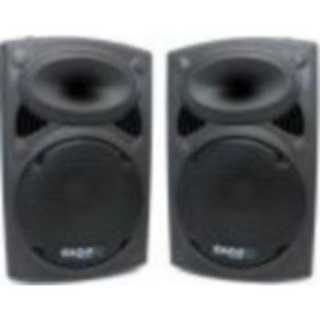 """Ibiza Sound Paire d'enceintes 12"""" / 30 cm 600W IBIZA"""