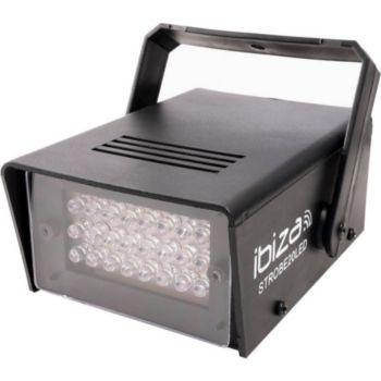 Ibiza Mini stroboscope 20w à LEDs IBIZA STROBE