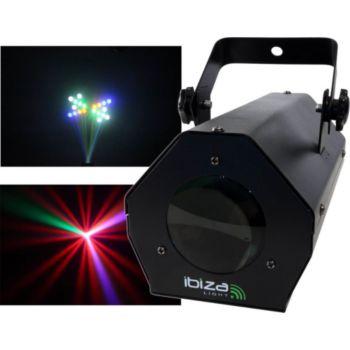 Ibiza Light Effet animation 56 LEDs RVAB IBIZA LIGHT