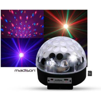 Madison Boule lumineuse ASTRO4 LED RVB HP intégr