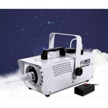 Fx-Lab Machine à neige artificielle effet tempê