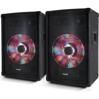 """Ibiza Sound Paire d'enceintes passives sono 12""""/30cm"""