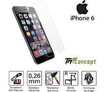 Protège écran Tm Concept Apple iPhone 6 / 6S - Crystal