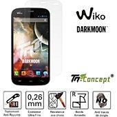 Protège écran Tm Concept Wiko Darkmoon - Crystal