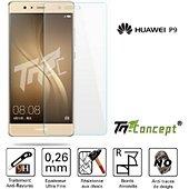 Protège écran Tm Concept Huawei P9 - Crystal