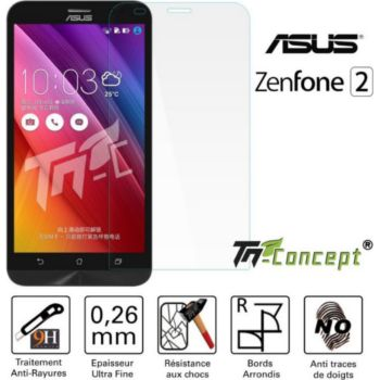 tm concept asus zenfone 2 crystal prot ge cran. Black Bedroom Furniture Sets. Home Design Ideas