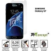 Protège écran Tm Concept Samsung Galaxy S7 - Crystal