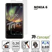 Protège écran Tm Concept Nokia 6.1 / Nokia 6 (2018) - Crystal