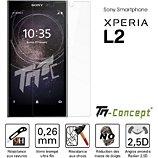 Protège écran Tm Concept Sony Xperia L2 - Crystal