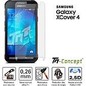 Protège écran Tm Concept Samsung Galaxy Xcover 4 - Crystal