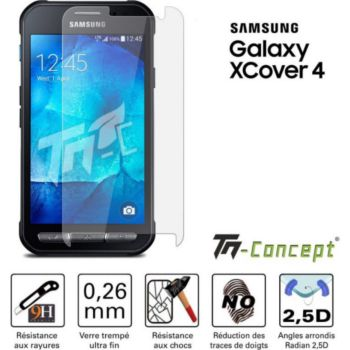 Tm Concept Samsung Galaxy Xcover 4 - Crystal