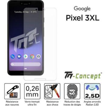 Tm Concept Google Pixel 3 XL - Verre trempé TM Conc