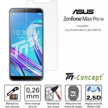 Tm Concept Asus Zenfone Max Pro (M1) - Verre trempé