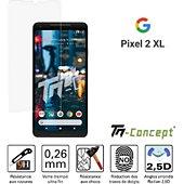 Protège écran Tm Concept Google Pixel 2 XL - Verre trempé TM Conc