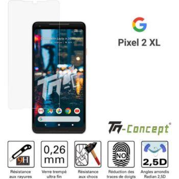 Tm Concept Google Pixel 2 XL - Verre trempé TM Conc