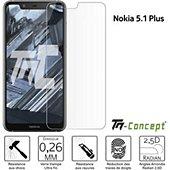 Protège écran Tm Concept Verre trempé Nokia 5.1 Plus - TM Concept
