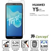 Protège écran Tm Concept Huawei Y5 2018 / Y5 Prime 2018 - Verre t