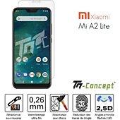 Protège écran Tm Concept Xiaomi Mi A2 Lite - Verre trempé TM Conc
