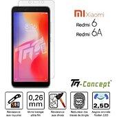 Protège écran Tm Concept Xiaomi Redmi 6 / 6A - Verre trempé TM Co