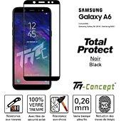 Protège écran Tm Concept Samsung Galaxy A6 (2018) protection inté