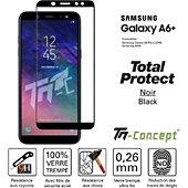 Protège écran Tm Concept Samsung Galaxy A6 Plus (2018) protection