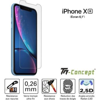 Tm Concept Apple iPhone XR - Verre trempé TM Concep