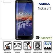 Protège écran Tm Concept Nokia 3.1 / Nokia 3 (2018) - Verre tremp
