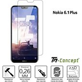 Protège écran Tm Concept Verre trempé Nokia 6.1 Plus - TM Concept