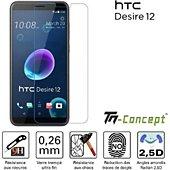 Protège écran Tm Concept HTC Desire 12 - Verre trempé TM Concept®