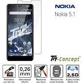 Protège écran Tm Concept Nokia 5.1 / Nokia 5 (2018) - Verre tremp