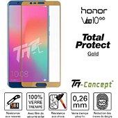 Protège écran Tm Concept Huawei Honor View 10 - Verre trempé inté