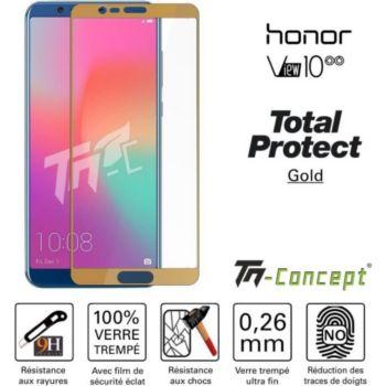 Tm Concept Huawei Honor View 10 - Verre trempé inté