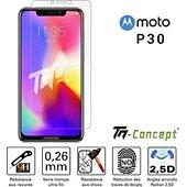 Protège écran Tm Concept Huawei P30 - Verre trempé TM Concept® -