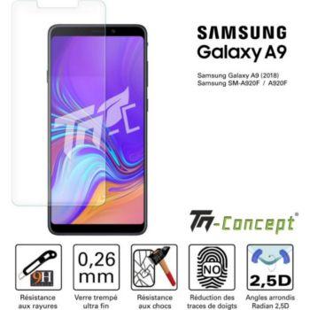 Tm Concept Samsung Galaxy A9 (2018) - Verre trempé