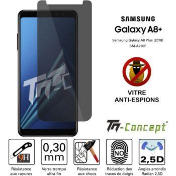 Tm Concept Samsung Galaxy A8+ (2018) - Verre trempé