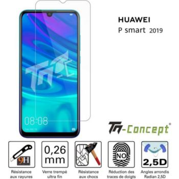 Tm Concept Huawei P smart 2019 - Verre trempé TM Co